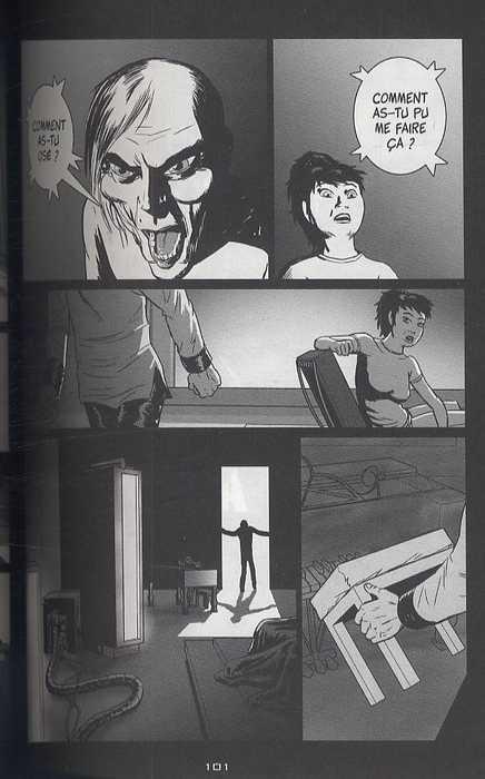 A.Doll.A. T2 : Résistance (0), comics chez Les Humanoïdes Associés de Rieu, Rodriguez