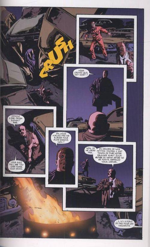 Sleeper T2 : Tous les faux mouvements (0), comics chez Panini Comics de Brubaker, Phillips, Aviña