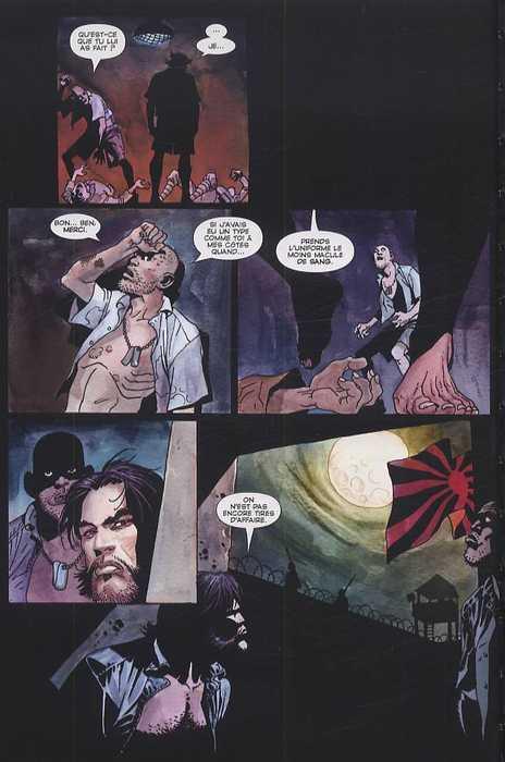 Wolverine : Logan (0), comics chez Panini Comics de Vaughan, Risso, White