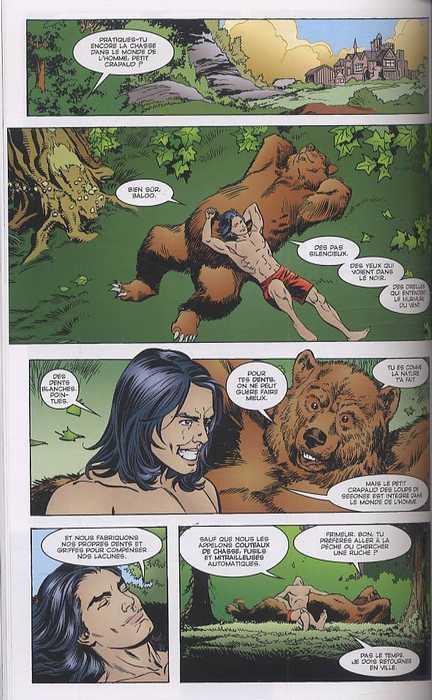 Fables – Softcover, T7 : Les royaumes (0), comics chez Panini Comics de Willingham, Hahn, Buckingham, Medina, Vozzo, Jean