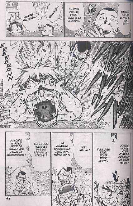 Sun-Ken Rock – Edition simple, T4, manga chez Bamboo de Boichi