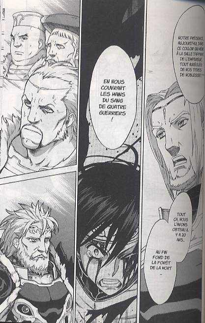Ubel Blatt T8, manga chez Ki-oon de Shiono