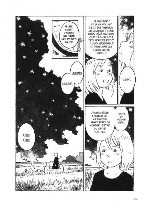 Le pays de la Nuit et autres instants imaginaires, manga chez Nobi Nobi! de Ohba