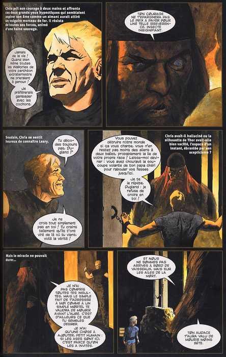 D-Day, le jour du désastre T1 : Les mangeurs de vie (0), comics chez Les Humanoïdes Associés de Brin, Hampton