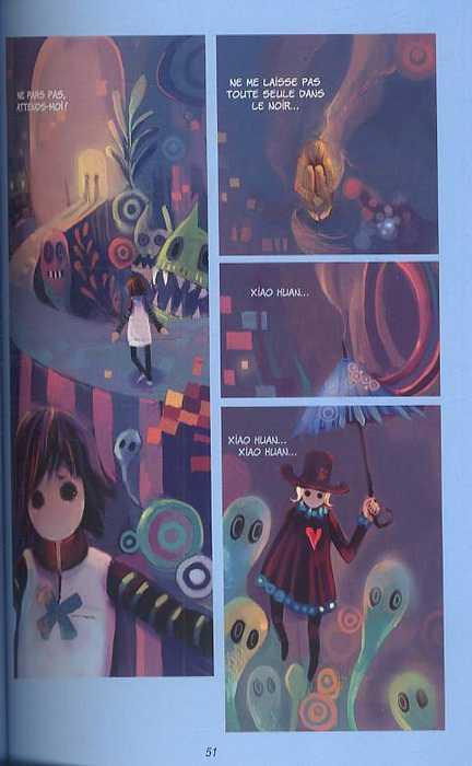 My Way T3, manga chez Xiao Pan de Ji Di