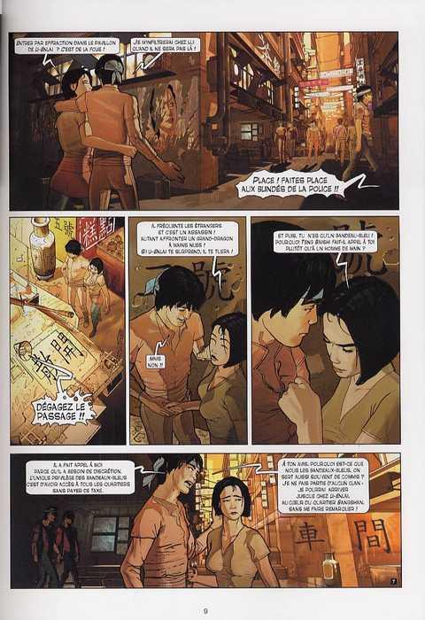 T'ien Keou : T'ien Keou (0), bd chez Soleil de Genefort, Ponzio