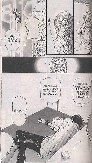 Nana T20, manga chez Delcourt de Yazawa