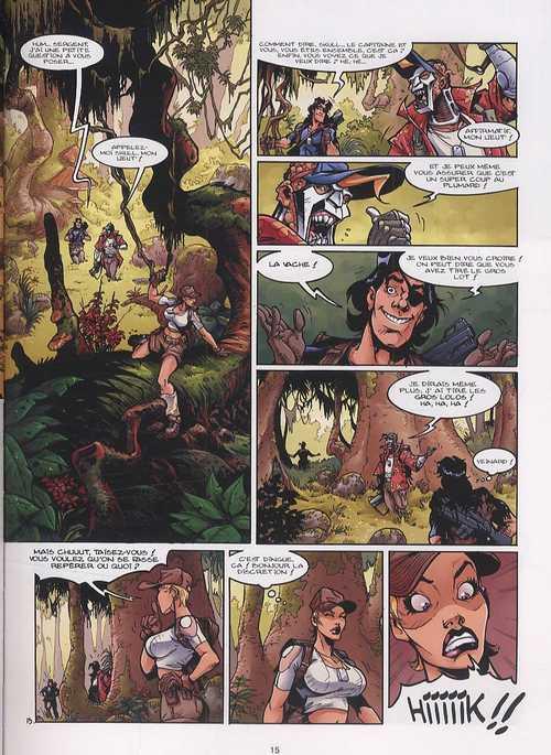 Kookaburra universe T11 : L'île des amantes religieuses (0), bd chez Soleil de Paille, Campoy, Brants