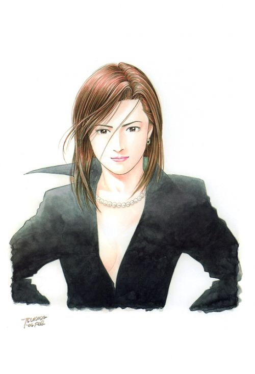 City Hunter X, Y, Z, manga chez Panini Comics de Hôjô