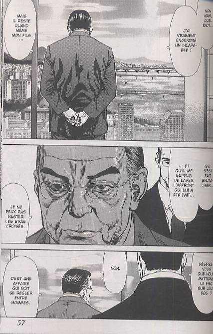 Sun-Ken Rock – Edition simple, T5, manga chez Bamboo de Boichi