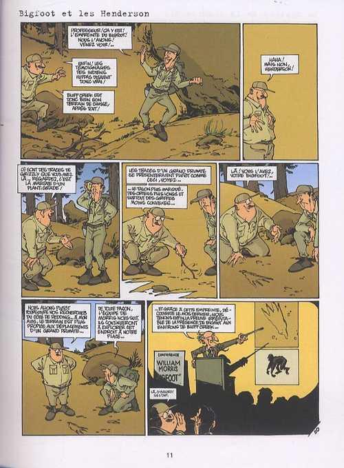 Histoires à lunettes T3 : Crises de foie (0), bd chez Dupuis de Midam, Clarke, Lau