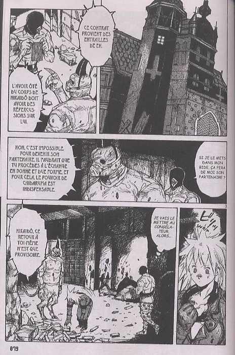 Dorohedoro T7, manga chez Soleil de Hayashida-Q