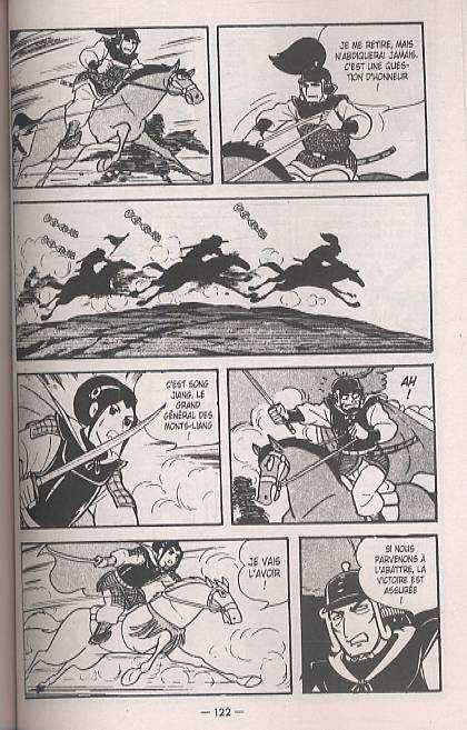 Manga au bord de l'eau T4, manga chez Delcourt de Yokoyama