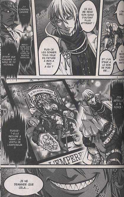 Le chevalier d'Eon T6, manga chez Asuka de Kiriko, Ubukata