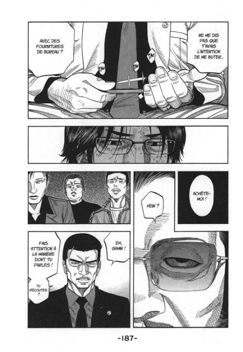 Malédiction finale T2, manga chez Komikku éditions de Watanabe