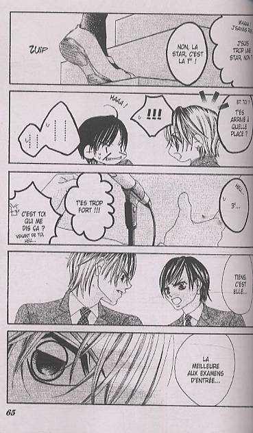 My First Love T2, manga chez Soleil de Aoki