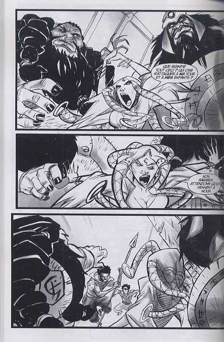 Method Man, comics chez Indeez de Atchison, Method man, Greene