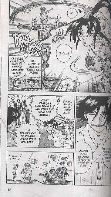 Ken-Ichi – Le disciple ultime 1, T9, manga chez Kurokawa de Matsuena
