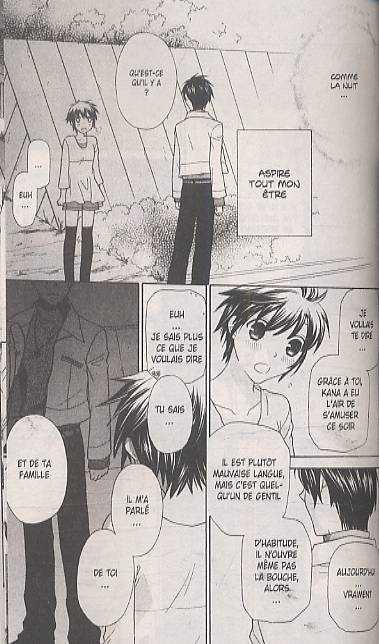 Twinkle stars T1, manga chez Delcourt de Takaya