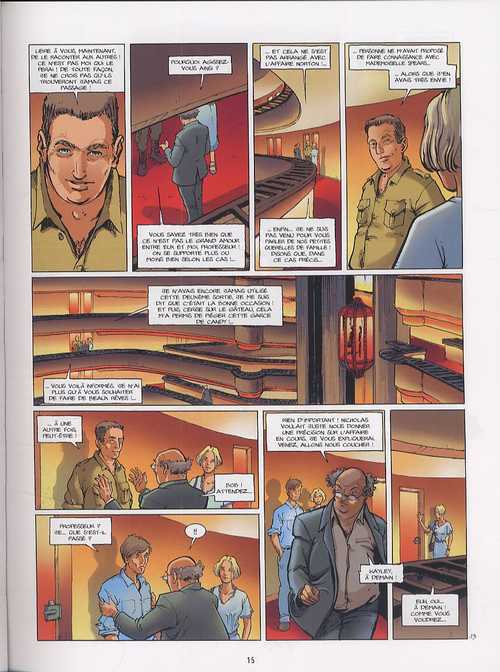 Cliff and Co T4 : ...des battements de ton coeur (0), bd chez Bamboo de Mosdi, Winoc, Voillat
