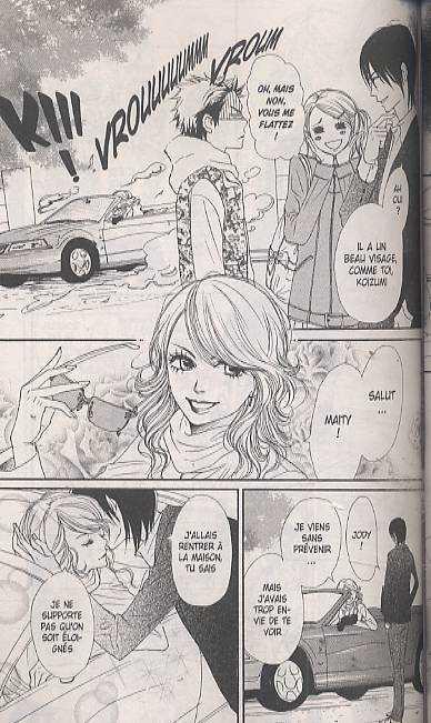 Lovely complex T13, manga chez Delcourt de Nakahara