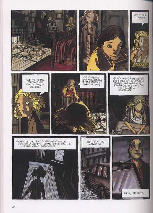 Vampyres T1, bd chez Dupuis de Aubert, Filippi, Scott, Ricard, Thibert, Lieber, Laumond, Redolfi, Gérard, McKean