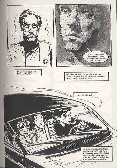 Brooklyn dreams, comics chez Futuropolis de Dematteis, Barr