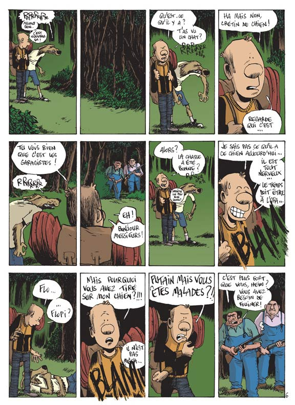 The autobiography of a Mitroll T2 : Is dad a troll ? (0), bd chez Dargaud de Bouzard, Ory