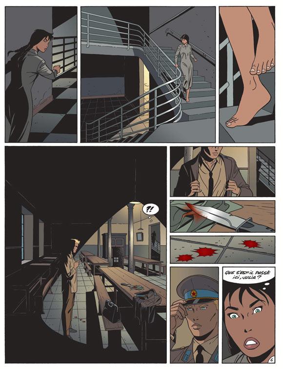 XIII Mystery T2 : Irina (0), bd chez Dargaud de Corbeyran, Berthet, David