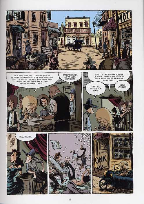 Lincoln T2 : Indian Tonic (0), bd chez Paquet de Jouvray, Jouvray, Jouvray