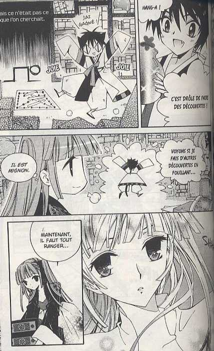 Hang-A - Miroir de l'avenir T1, manga chez Milan de Sae-rom