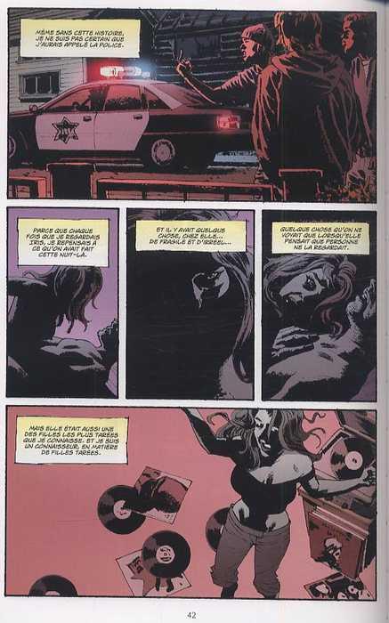 Criminal T4 : Putain de nuit ! (0), comics chez Delcourt de Brubaker, Phillips, Staples