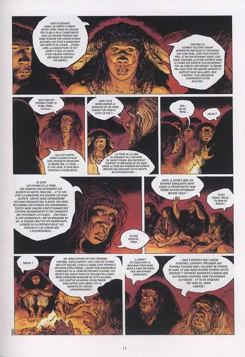 Neandertal T2 : Le breuvage de vie (0), bd chez Delcourt de Roudier