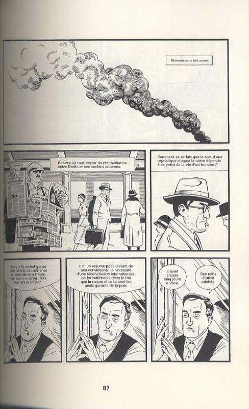 Berlin T2 : Ville de fumée (0), comics chez Delcourt de Lutes