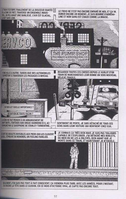 Noir c'est noir, comics chez Delcourt de Lane