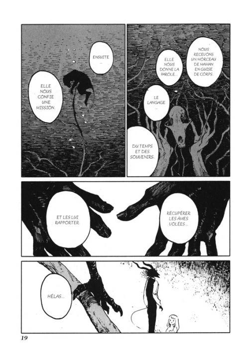 L'enfant et le maudit  T5, manga chez Komikku éditions de Nagabe