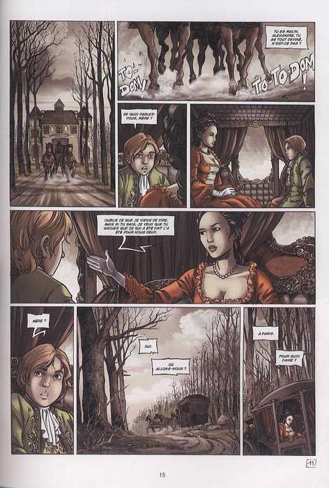 Le sang du dragon T4 : L'Enchanteur Iweret (0), bd chez Soleil de Istin, Michel, Popescu, Cordurié