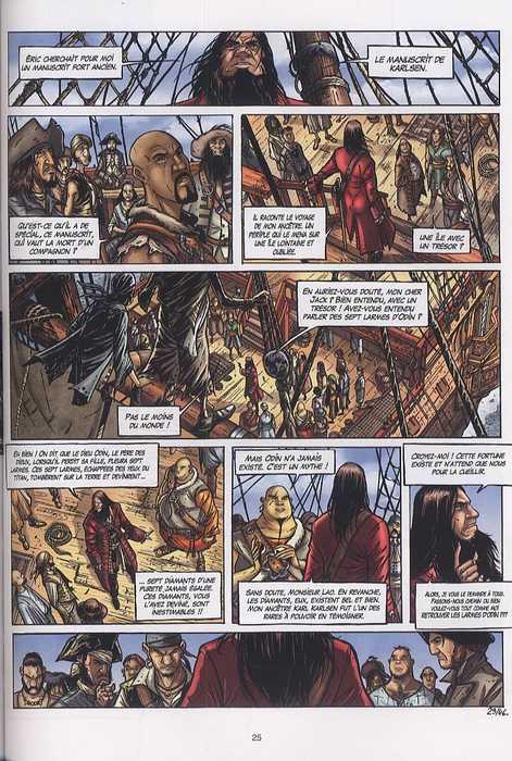 Hannibal Meriadec et les larmes d'Odin T1 : L'Ordre des cendres (0), bd chez Soleil de Istin, Crety, Cordurié