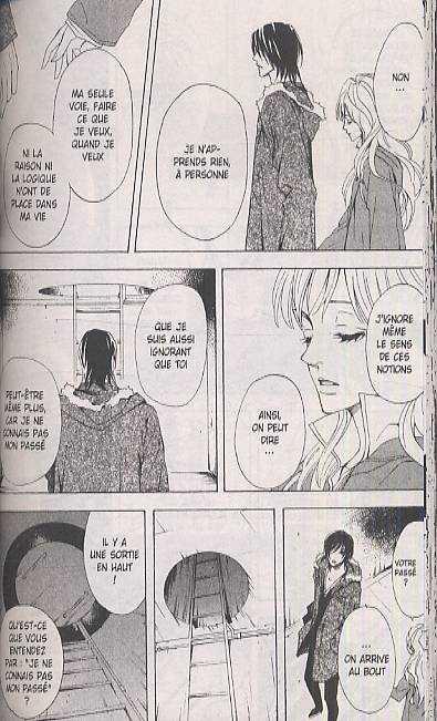 L'empreinte du mal T1, manga chez Delcourt de Kanno