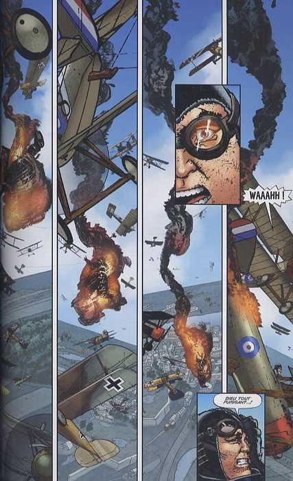 War is hell : La guerre, c'est l'enfer (0), comics chez Panini Comics de Ennis, Chaykin, Reber