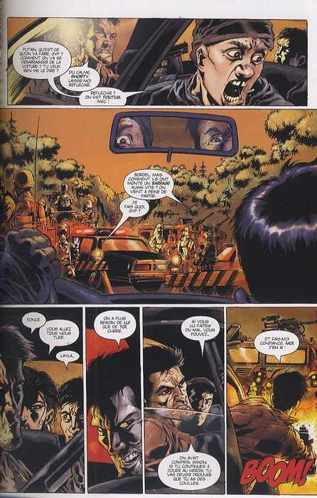 Zombie : La cavale des morts (0), comics chez Panini Comics de Raicht, Hotz, Brown