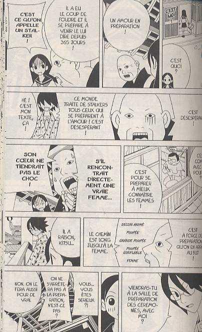 Sayonara monsieur désespoir T3, manga chez Pika de Kumeta