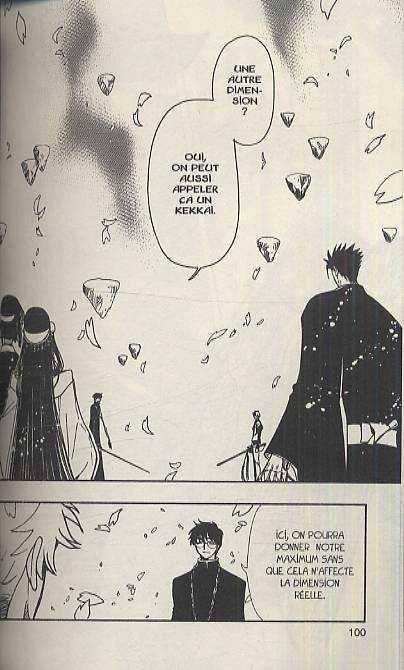 Tsubasa RESERVoir CHRoNiCLE – Première édition, T22, manga chez Pika de Clamp