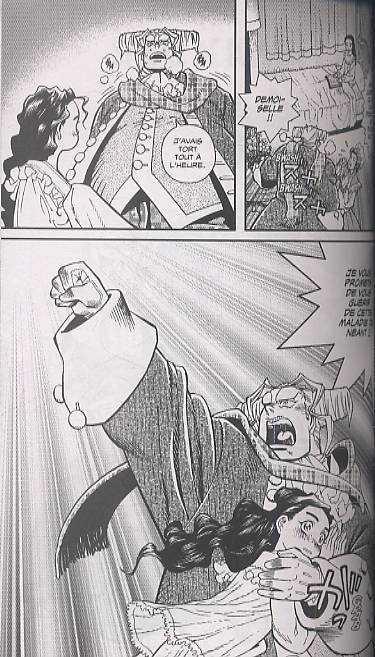 Aqua Knight  T3, manga chez Glénat de Kishiro