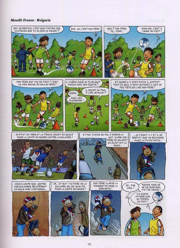 Foot goal T1 : Stars en herbe (0), bd chez Vents d'Ouest de Aré, Romanet