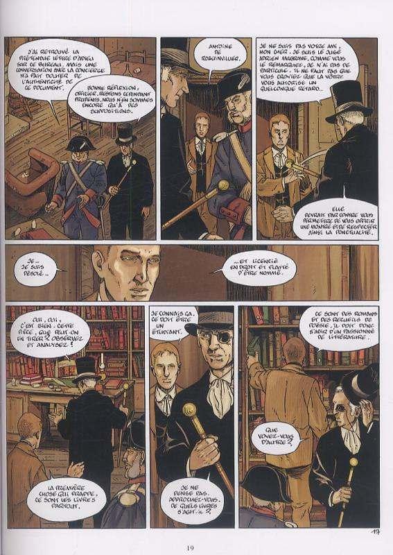 Le juge sans terre T1 : Lumière éteinte (0), bd chez Glénat de Buendia, Fraioli, Stalner, de Cock