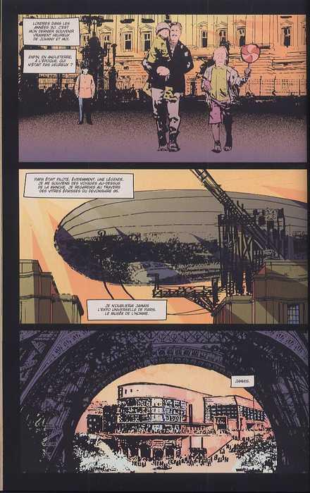 Resistance T1, comics chez Fusion Comics de Costa, Perez, Smith