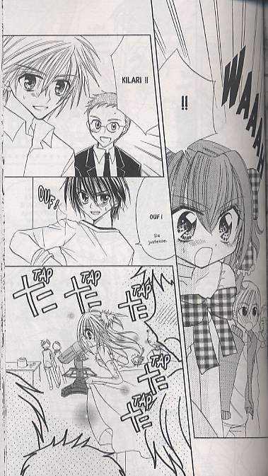 Kilari  T1, manga chez Glénat de Nakahara