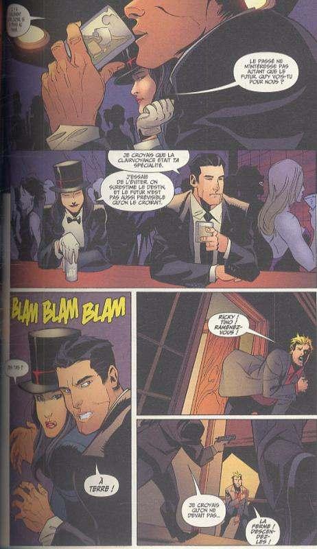 Batman - Le coeur de Silence, comics chez Panini Comics de Milligan, Moore, Dini, Nguyen, Clarke, Kalisz, Eyring