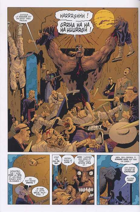 La ligue des gentlemen extraordinaires – Vol.1 : . (0), comics chez Panini Comics de Moore, O'Neill